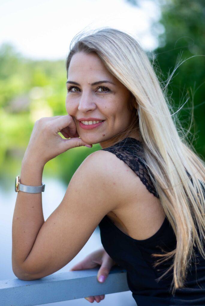 Portree foto